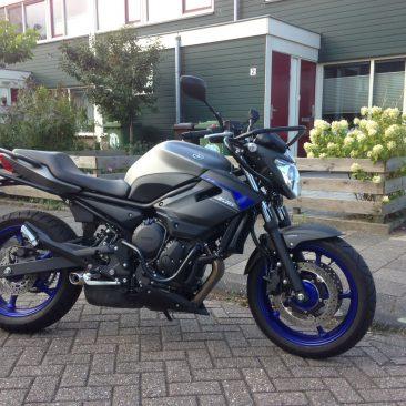Yamaha XJ600 (35kw)